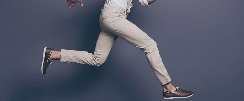Мужские брюки Чинос из курса по пошиву